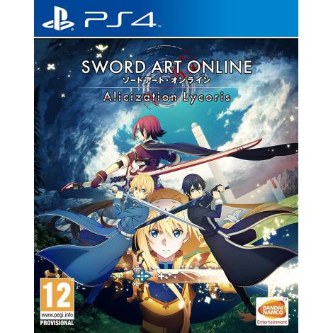 Sword Art Online: Alicization Lycoris (PS4)