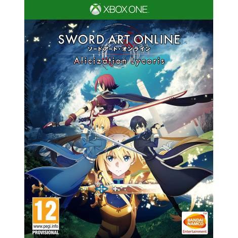 Sword Art Online Alicization Lycoris (Xbox One)
