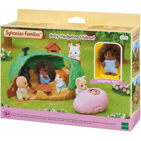 Sylvanian Families: Baby Hedgehog Hideout (5453)