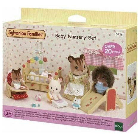 Sylvanian Families: Baby Nursery Set (5436)