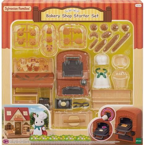 Sylvanian Families: Bakery Shop Starter Set (5536)