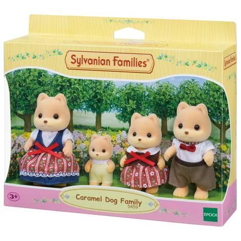 Sylvanian Families: Caramel Dog Family (5459)