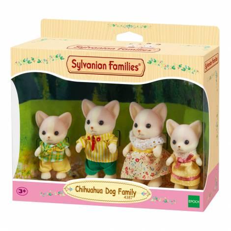 Sylvanian Families: Chihuahua Dog Family (4387)