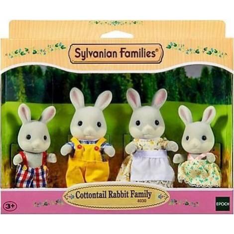 Sylvanian Families: Cottontail Rabbit Family (4030)