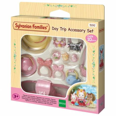 Sylvanian Families: Day Trip Accessory Set (5192)