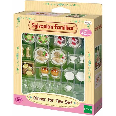 Sylvanian Families: Dinner for Two Set (4717)