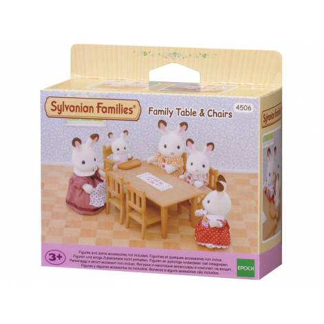 Sylvanian Families: Family Table & Chairs (4506)