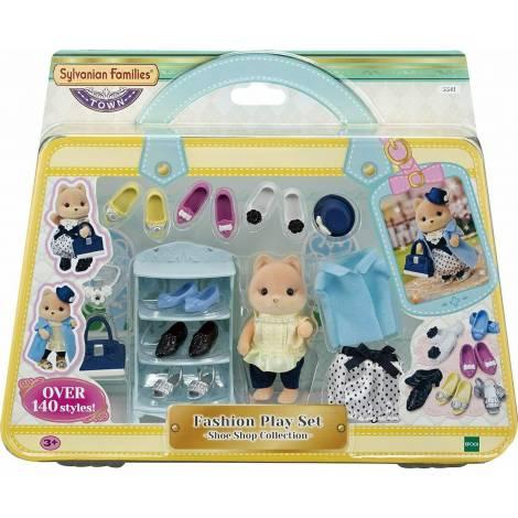 Sylvanian Families: Fashion Play Set -Shoe Shop Collection- (5541)