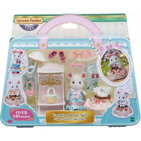 Sylvanian Families: Fashion Play Set -Sugar Sweet Collection- (5540)