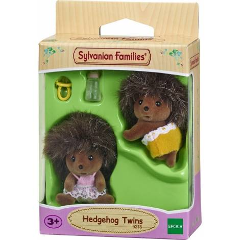 SYLVANIAN FAMILIES: HEDGEHOG TWINS (5218)