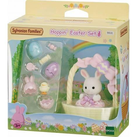 Sylvanian Families: Hoppin' Easter Set (5531)