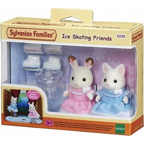Sylvanian Families: Ice Skating Friends (5258)
