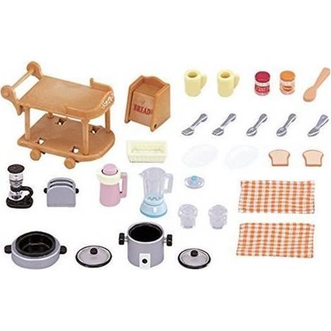 Sylvanian Families: Kitchen Cookware Set (5090)