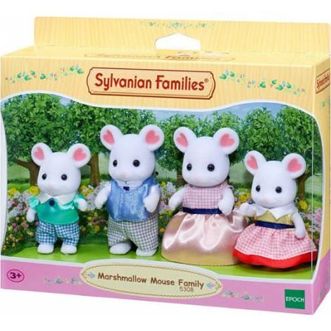 Sylvanian Families: Marshmallow Mouse Family (5308)