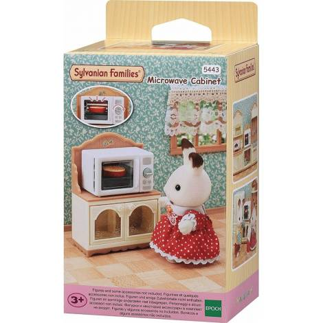 Sylvanian Families: Microwave Cabinet (5443)