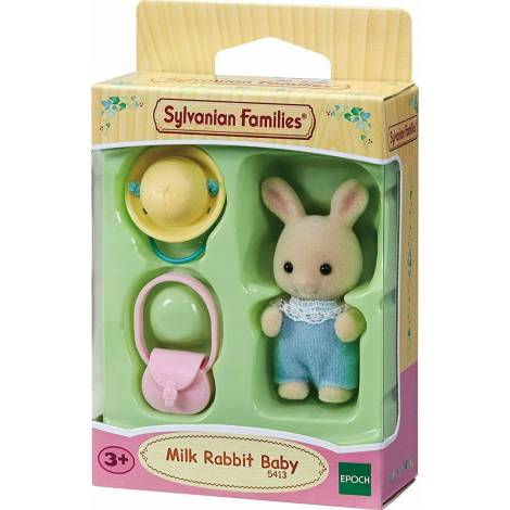Sylvanian Families: Milk Rabbit Baby (5413)