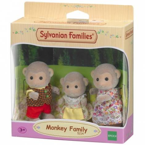 Sylvanian Families: Monkey Family (5214)