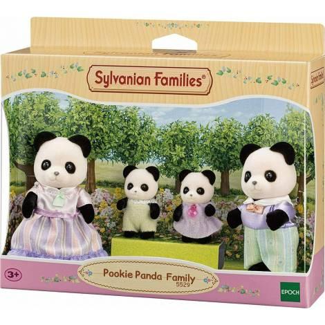 Sylvanian Families: Pookie Panda Family (5529)