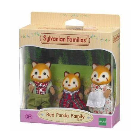 Sylvanian Families: Red Panda Family (5215)