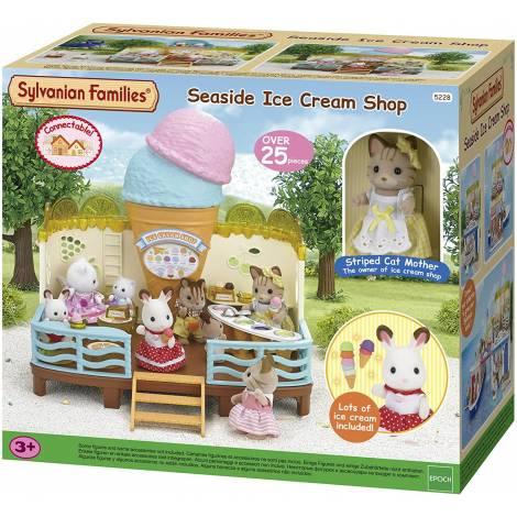 Sylvanian Families : Seaside Ice Cream Shop  (5228)