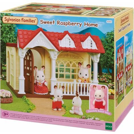 Sylvanian Families: Sweet Raspberry Home (5393)