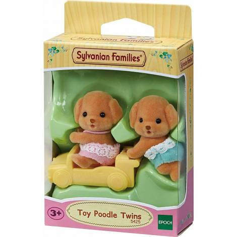 Sylvanian Families: Toy Poodle Twins (5425)