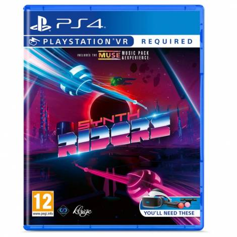 Synth Riders PSVR (PS4)