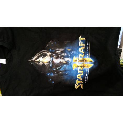 T-shirt Starcraft Legacy Of The Void