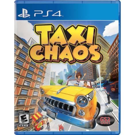 Taxi Chaos (PS4)
