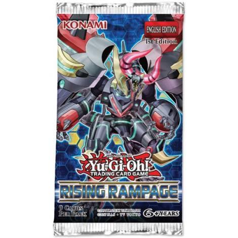 TCG Yu-Gi-Oh! : Rising Rampage Booster Pack