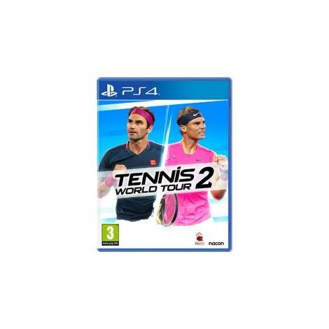 Tennis World Tour 2 (PS4)
