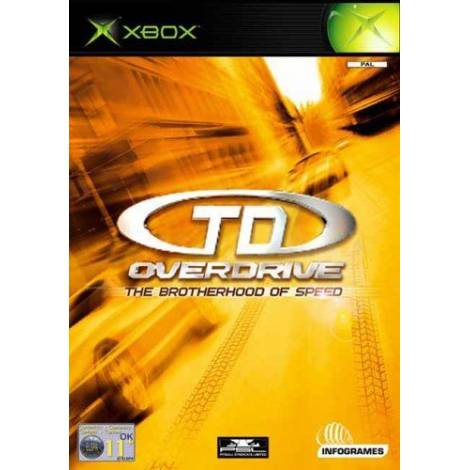 Test Drive Overdrive (XBOX) (CD Μονο)