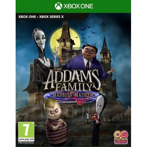The Addams Family: Mansion Mayhem (XBOX ONE  / XSX)