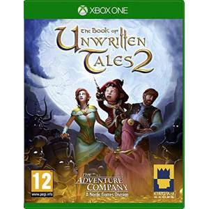The Book of Unwritten Tales 2 (XBOX ONE)