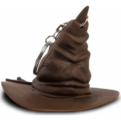The Carat Shop 3D Sorting Hat Harry Potter Keychain (WW001023)