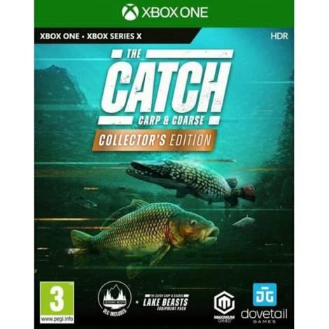 The Catch : Carp Coarse - Collector`s Edition (XBOX ONE)