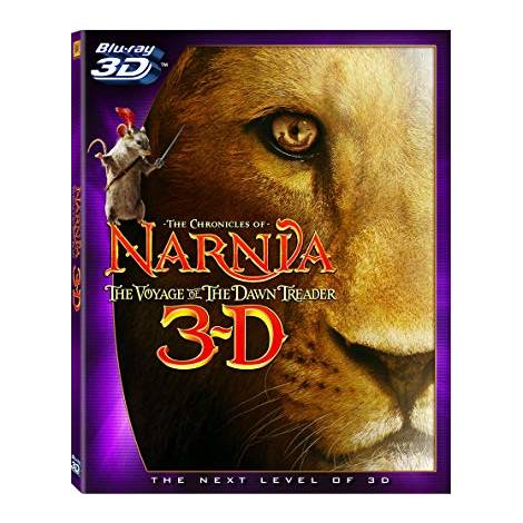 The Chronicles Of Narnia : The Voyage Of The Dawn Treader Blu-ray 3D