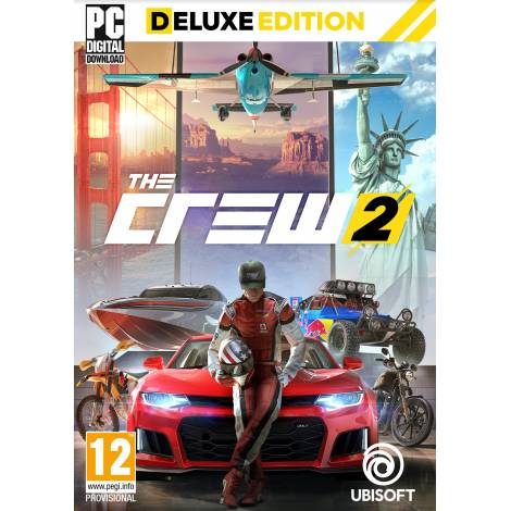 The crew 2 deluxe edition (PC) (Code Only)