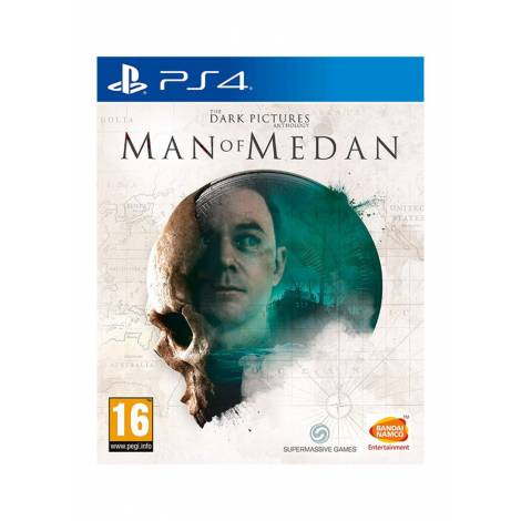 The Dark Pictures : Man of Medan - Anthology (PS4)