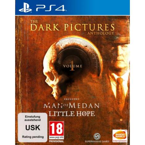 The Dark Pictures Volume 1 (PS4) (Limited Edition)
