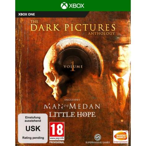 The Dark Pictures Volume 1 (Xbox One) (Limited Edition)
