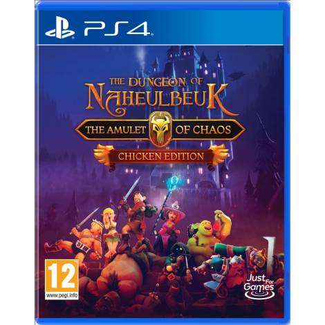 The Dungeon Of Naheulbeuk: The Amulet Of Chaos - Chicken Edition (PS4)