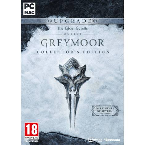 The Elder Scrolls Online Greymoor Collectors Physical Edition (PC)