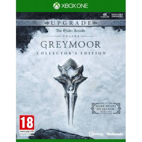 The Elder Scrolls Online Greymoor Collectors Edition (Xbox One)