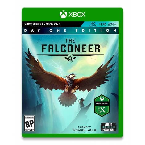 The Falconeer - Day One Edition (XBOX ONE, XBOX SERIES X)