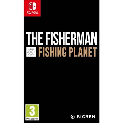 The Fisherman: Fishing Planet (Nintendo Switch) (Day One Edition)