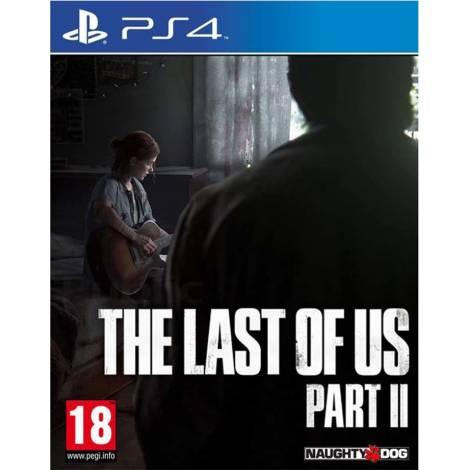 The Last of Us Part 2 (PS4) Ελληνικό