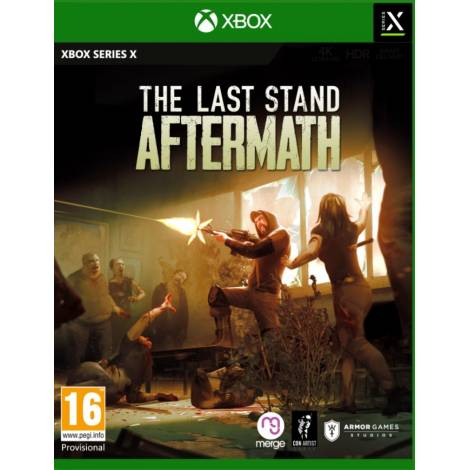 The Last Stand - Aftermath (Xbox Series X)
