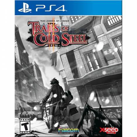 The Legend Of Heroes : Trails Of Cold Steel II - Relentless Edition (PS4)