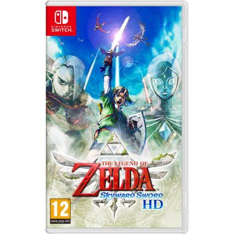 The Legend Of Zelda : Skyward Sword - HD Remastered (NINTENDO SWITCH)